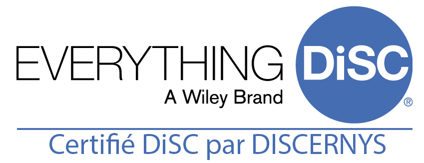 VITRUVIUS est certifiée DISC !!!
